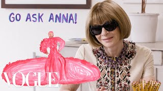 Anna Wintour on Cardi B and Her Favorite Runway Show Ever   Go Ask Anna   Vogue