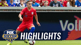 Tyler Boyd's brace makes it 4-0 vs. Guyana | 2019 CONCACAF Gold Cup Highlights