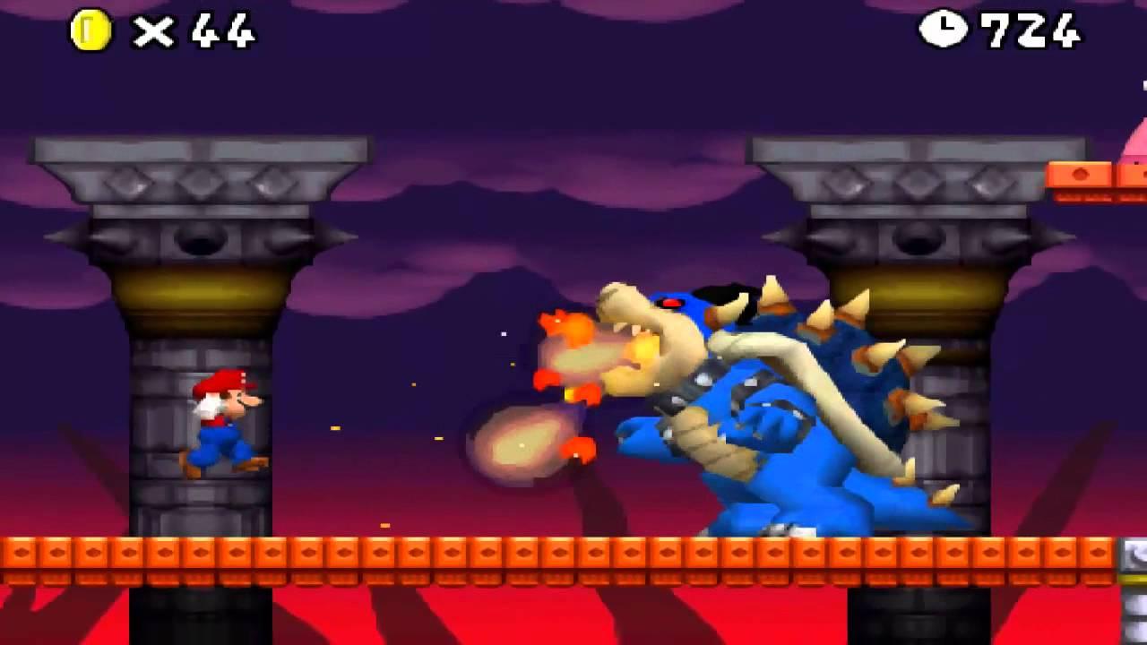 New Super Mario Bros The Lost Levels Nsmb Hack Final