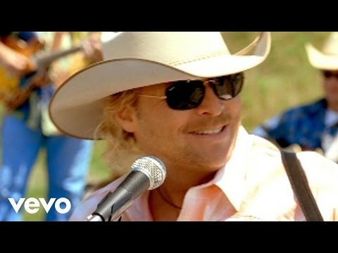 Alan Jackson - Good Time