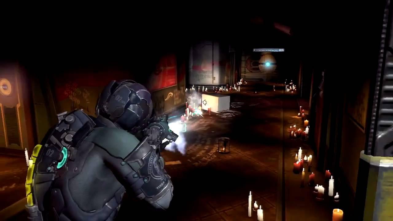 Dead Space 2: Walkthrough - Part 12 [Chapter 6] - Let's ...