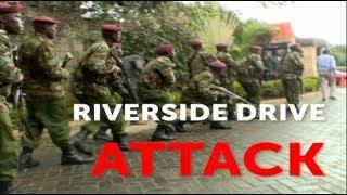 LIVE: #RiversideAttack news updates with Smriti Vidyarthi and Mark Masai
