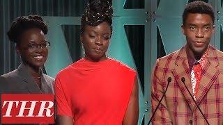 Lupita Nyong'o, Chadwick Boseman, Danai Gurira: 'Black Panther' Scholarship | Women in Entertainment