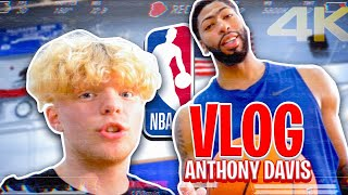 I Did WHAT With ANTHONY DAVIS?!?!