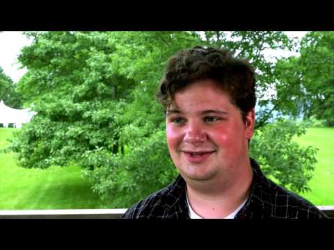 Excerpt from the 2014 New Tanglewood Tales featuring TMC Vocal Fellow Connor MacDonald Part 2