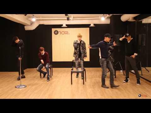 TEEN TOP(틴탑)_쉽지않아(Missing) 안무영상(Dance Practice Video)