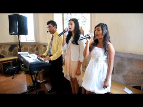 cantos para misa de primera comunión (coro alma de niño)