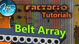 Factorio Ideal Furnace Setup - Arumba