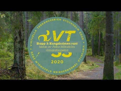 @maratonpetra springer hemmaslingan runt Kungsholmen