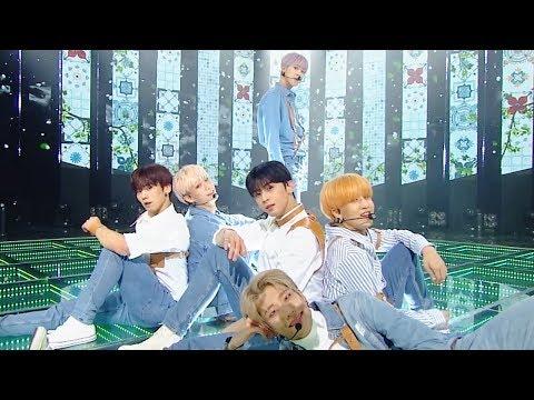 ASTRO - All Nightㅣ아스트로 - 전화해 [SBS Inkigayo Ep 989]