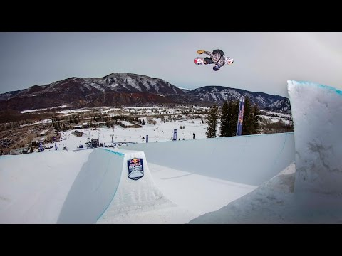 The Masterminds of Red Bull Double Pipe