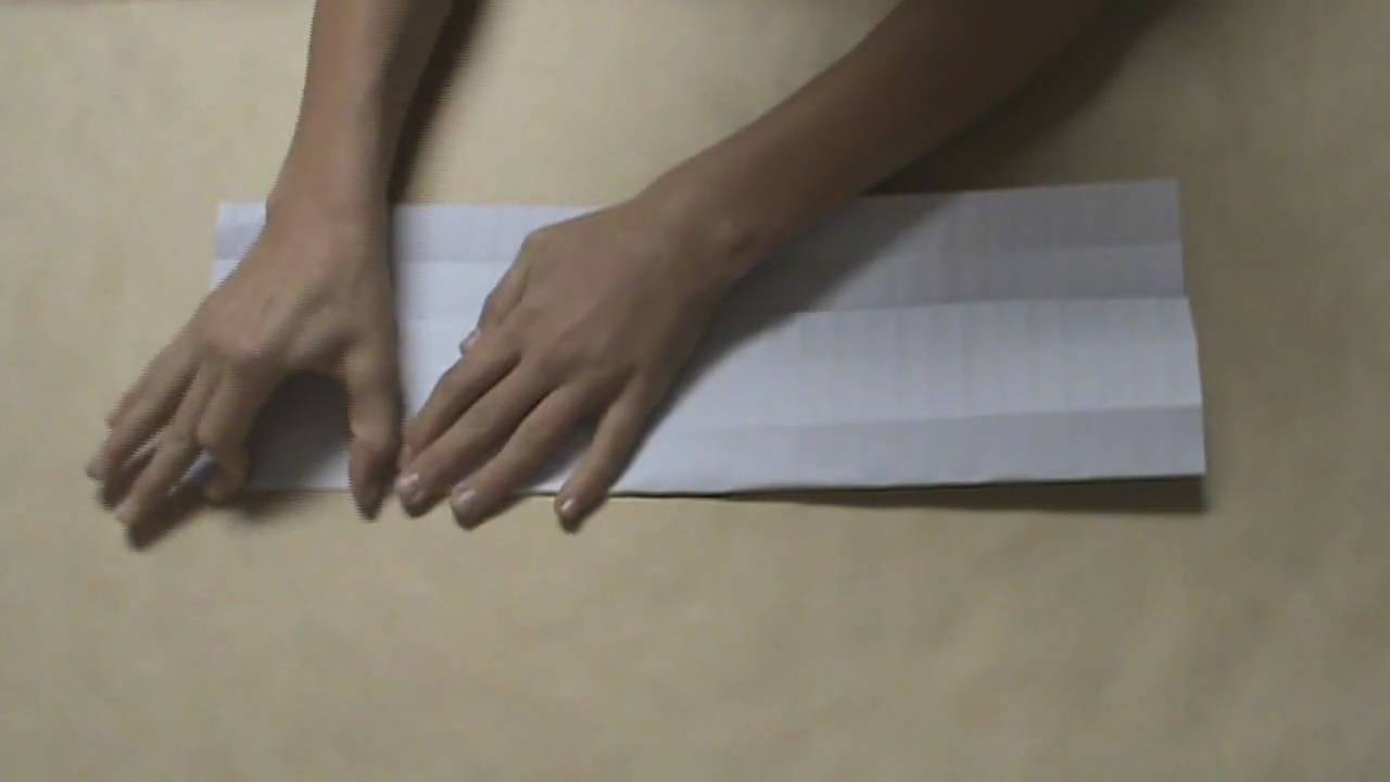 Origami Magic Ball Instructions Youtube