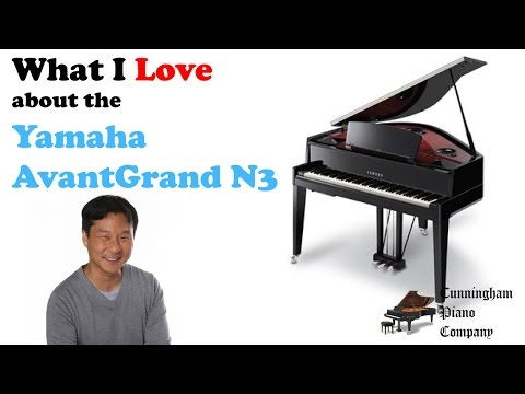 What I Love About the Yamaha AvantGrand N3 Hybrid Piano