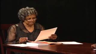 Imani's Corner Presents  Pt 1 of Dr  Denise Boyce, Our Children Want To Know Why