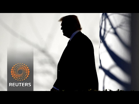 The ups and down of trading with Trump