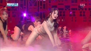 [Girl's Day Girl's Day] - Something @ Popular song Inkigayo 140112