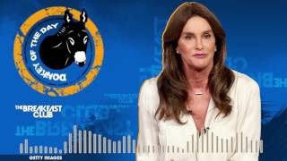 Caitlyn Jenner Plans to Pose Nude To Make Up for a Slow 2016 - Donkey of the Day (01-10-17)