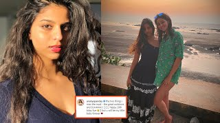 Shah Rukh Khan's daughter Suhana turns 20; Actress Ananya ..