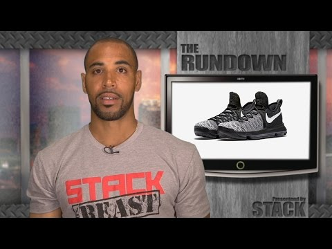 The STACK Rundown // Nike's KD9 Release Event and Cam Newton Coaching an Elite 7v7 Football Team