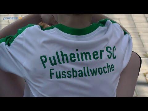 Jugend Fußballcamp des Pulheimer SC