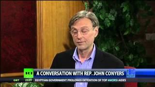 Rep. John Conyers P1 #1 legislative priority