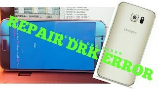 Repair IMEI 350000000000006 Security damaged All Samsung