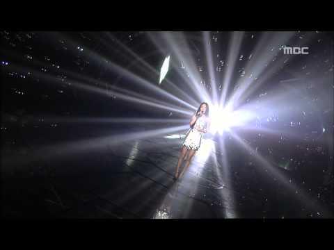 Min Hyo-lyn - Stars, 민효린 - 스타스, Music Core 20070630