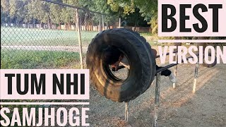 || Tum nhi samjhoge || Best version || Muscleblaze present | Workout Motivation |corepower fitness||