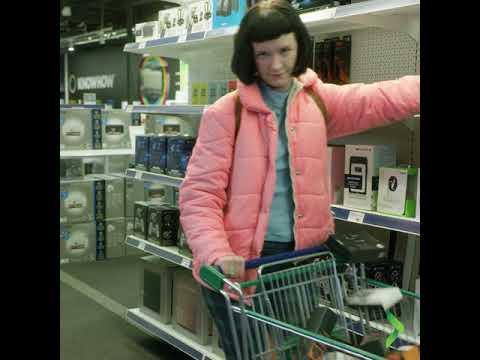 Black Friday shopping mode