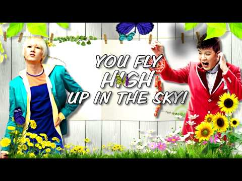 Super Junior - Butterfly (Lyric Video)