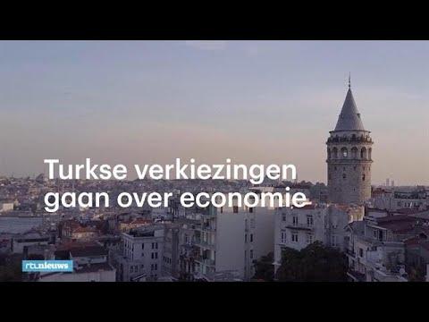 De Turkse verkiezingen gaan over de economie - RTL NIEUWS