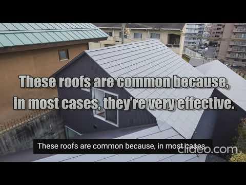 Roof Styles in Denver by SKYYGUARD