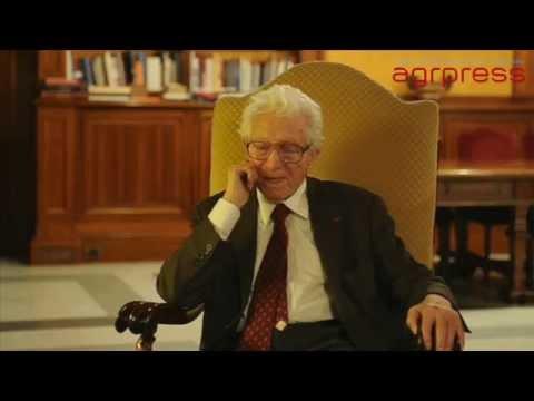 Tony Vaccaro racconta a Dario Franceschini il suo incontro con John Kennedy