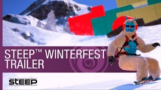 Steep launches Winterfest