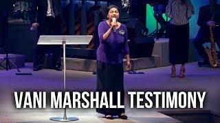 Vani Marshall Testimony