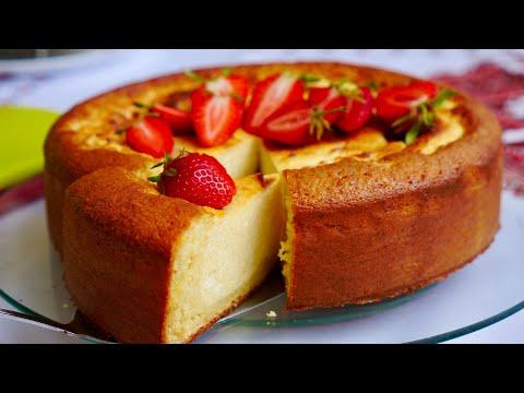 ПРОСТОЙ Творожный Пирог «Вулкан» | Pie recipe
