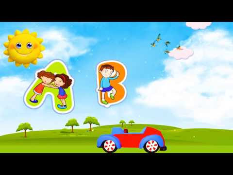Abc Preschool Learning Games Video
