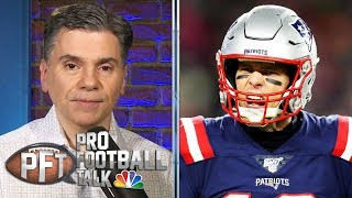 When will Patriots know if Tom Brady is staying in New England? | Pro Football Talk | NBC Sports