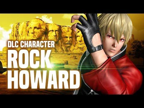 "KOF XIV - DLC CHARACTER ""ROCK HOWARD"""