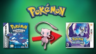 HOW EASY IS IT TO TRANSFER POKEMON TO SUN/MOON? (PART 1)