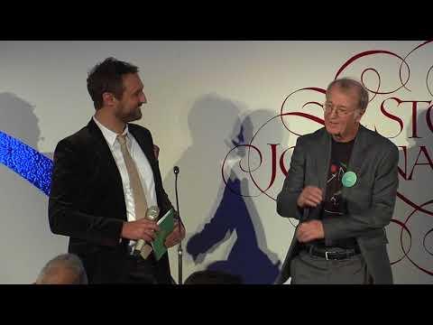 Tom Alandh får Lukas Bonniers Stora Journalistpris 2017