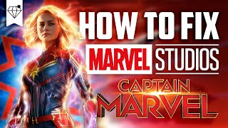 How to Make a GREAT Captain Marvel 2