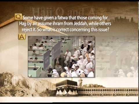 Hajj Q and A