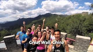 2014 UCLA 8-Clap Heard Around the World