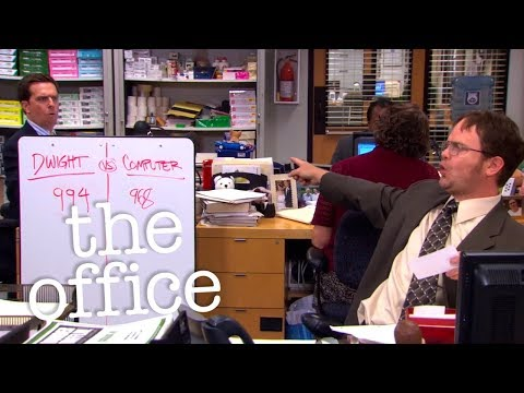 Dwight Vs The Machine  - The Office US