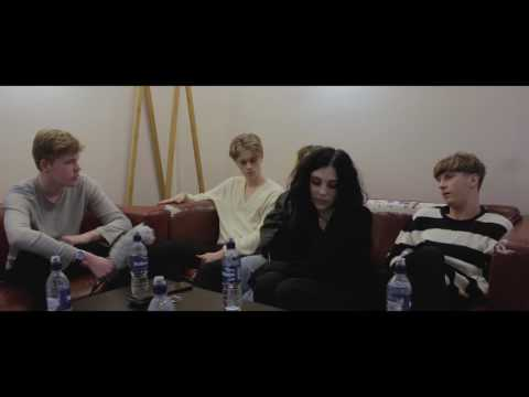PALE WAVES INTERVIEW (2017)