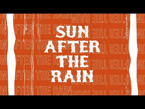 THE BAWDIES「SUN AFTER THE RAIN」Lyric Video