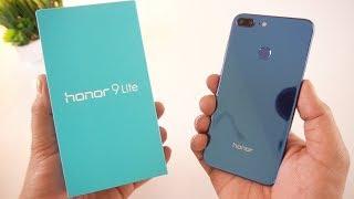 Honor 9 Lite Unboxing (Budget Beauty)  [Urdu/Hindi]