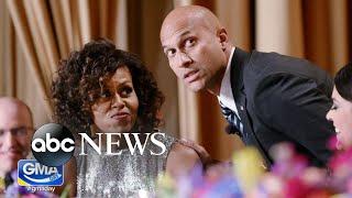 Keegan-Michael Key on meeting Michelle and Barack Obama