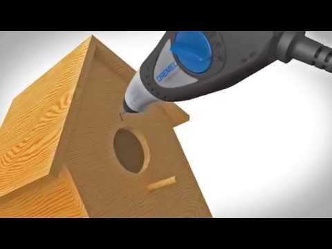 Gravador De Peças 7200 PPM Dremel Engraver - 220 Volts - Vídeo explicativo